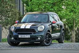 Mini Countryman 2013 il *1.6L *123 000 Bakı * 06.05.2021 * 14:04